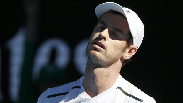 Murray,a peado del Aus Open