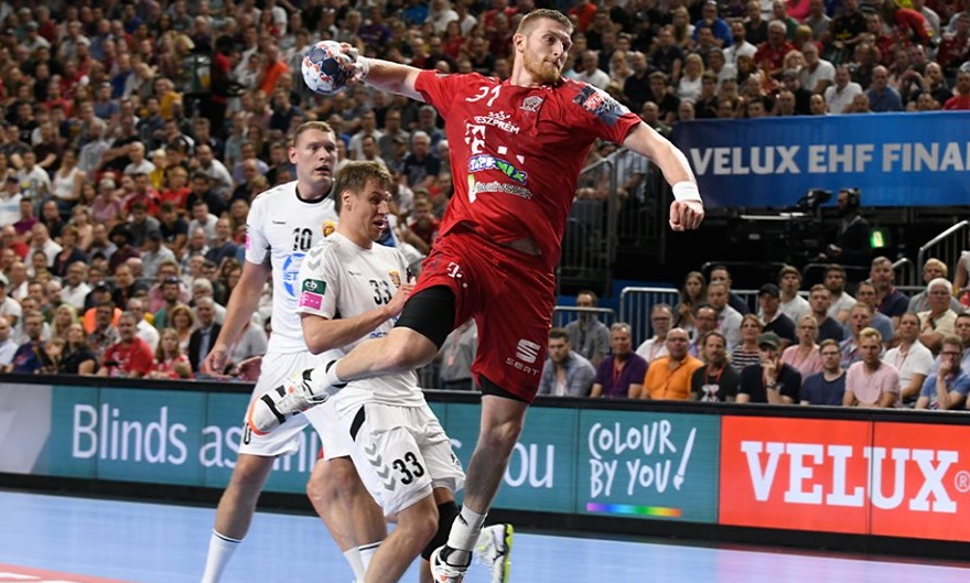 La final de la EHF Champions League.